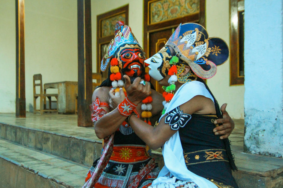 Mask Traditional Mask Dance Traditional Dance Indonesia Culture Cultures Culture And Tradition Heritage Cultural Heritage Human