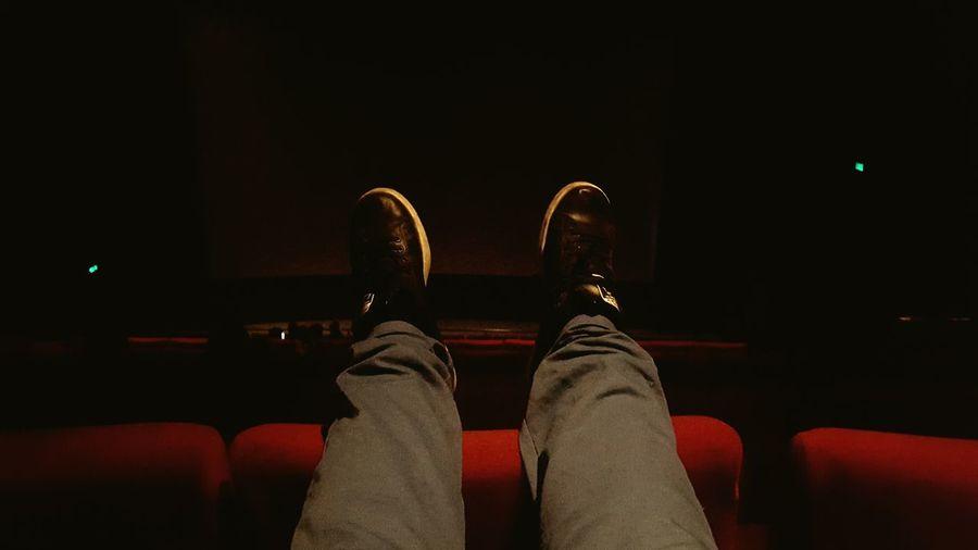 Cinema sitting First Eyeem Photo