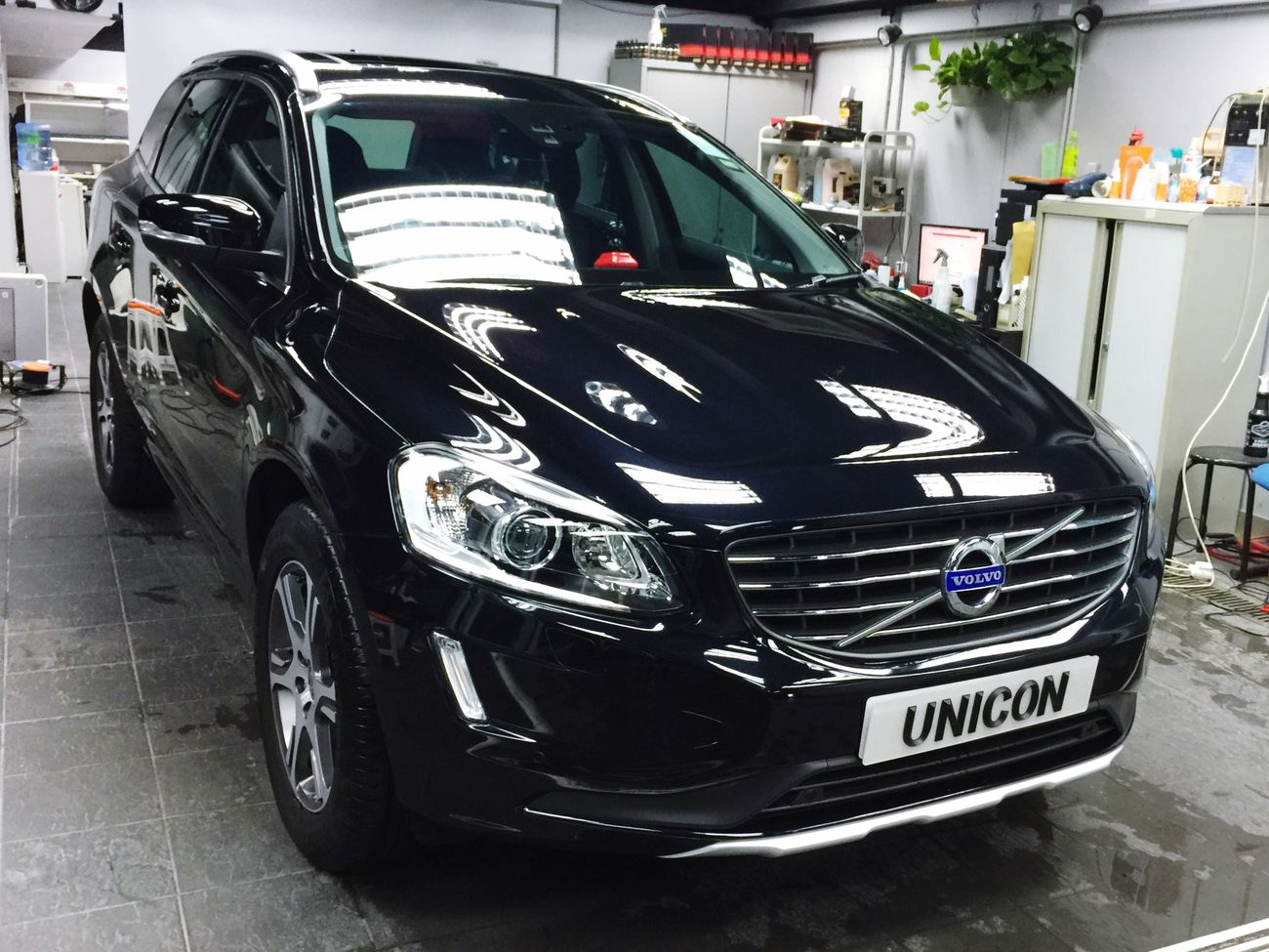 Unicon Pro Shop Auto Beauty LLumar Volvo XC60