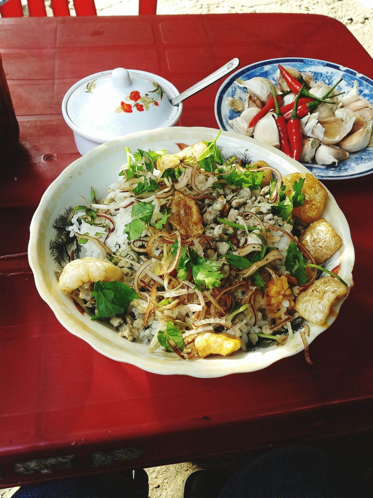 Mussel Rice _ Hue tranditional rice _Vietnamese Food Rice Mussels Mussel Rice Food Vietnamese Food Delicious Vietnamese Đà Nẵng Danangcity Huecity