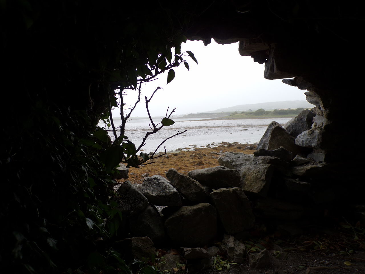 'Behind every stone wall, lies a secret' Beach Beauty In Nature Enjoying Life EyeEm EyeEm Best Shots Hidden Hidden Gems  Ireland Nature Nature On Your Doorstep Nature Photography No People Sea And Sky Seaside Secert Garden Secerts Stonewall Taking Photos Tranquil Tranquil Scene Water Waterfront Weather Wet Day Wet Hair First Eyeem Photo