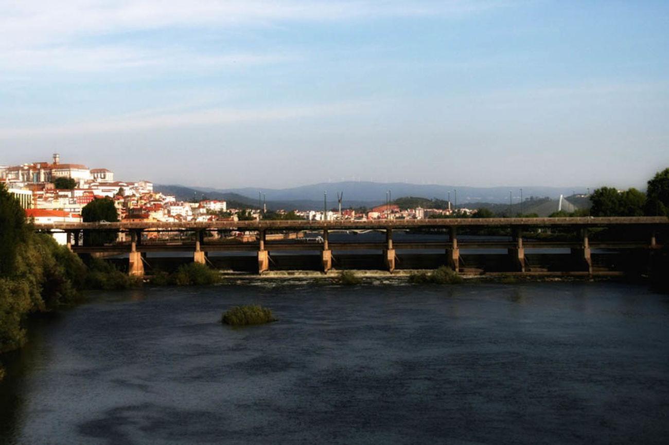 Landscape Coimbra Mondego Photorv