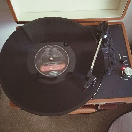 Record Music Turntable Old-fashioned Arts Culture And Entertainment Stereo Indoors  No People Gramophone Sound Recording Equipment Record Player Needle Lieblingsteil