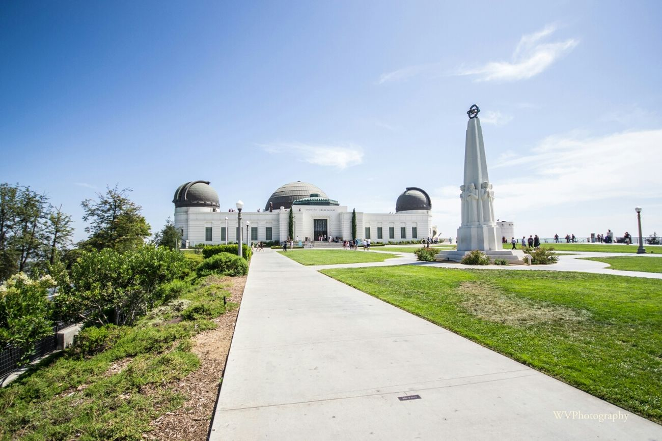 Griffith Observatory Hollywood Los Angeles, California So Cal