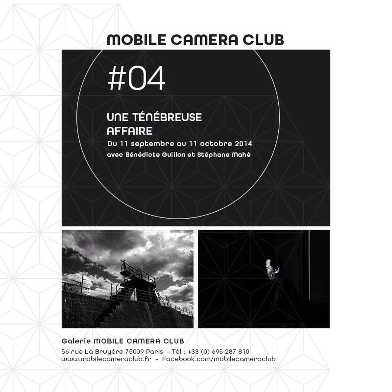 J'expose en compagnie de la photographe Bénédicte Guilllon, à la galerie Mobile Camera Club - Paris 9ème du 11 septembre au 11 octobre 2014. Plus d'infos, ici : http://www.mobilecameraclub.fr/pages/les-expositions