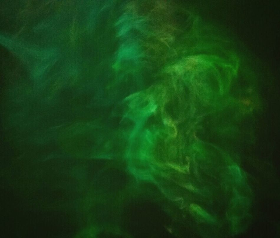 Smoke Smoketricks Clouds Illuminated Oddities Blurred Motion Contours Abstract Glowing Motion Photography Monsters Smoke Tricks Smoke♥ Dreamlike Black Background Green Color Strange Clouds Smoketricks Demons All Around Us Demons Inside Contour