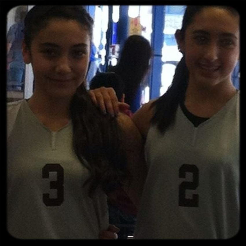 With Bella!<3 My Bestfriend!