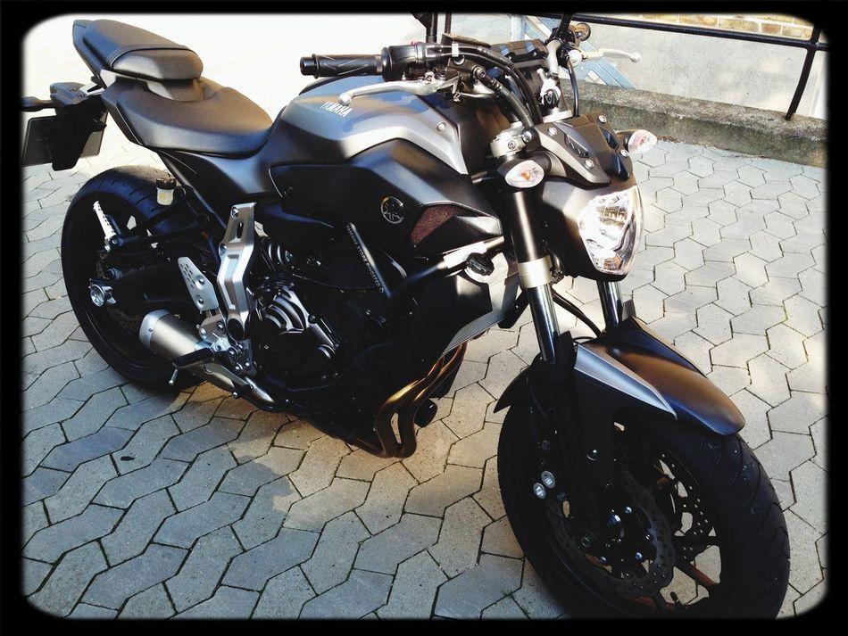 Sommerlegetøj Motorcycle Yamaha