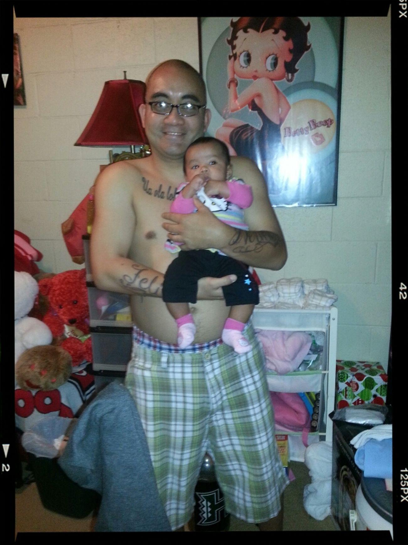 Me N My Cutie Pie Niece Baby Alize!!!