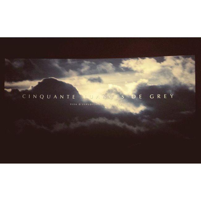 Christian Grey va vous recevoir .. ❤ 50shadesofgrey 50nuancesdegrey Cinema Friends