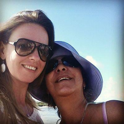 """Estou de volta pro meu aconchego"". MINHA MUSA, MEU AMOR! FamíliaSoWen Amordafilhota Portoseguro Bahia brazil axé travel travelers worldcupfifa2014"