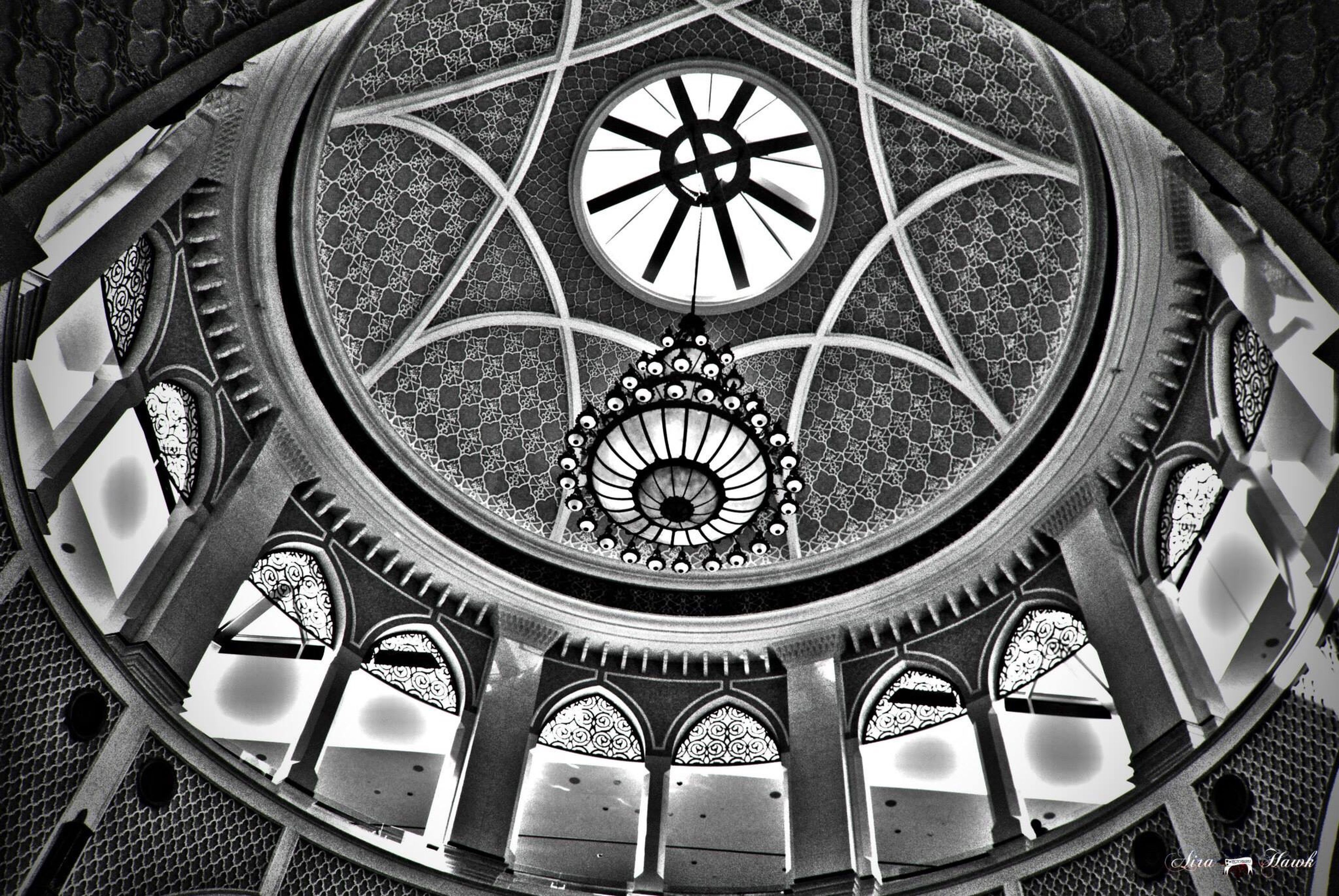 architecture, indoors, time, no people, clock face, place of worship, clock, day, medieval, astrology sign, minute hand