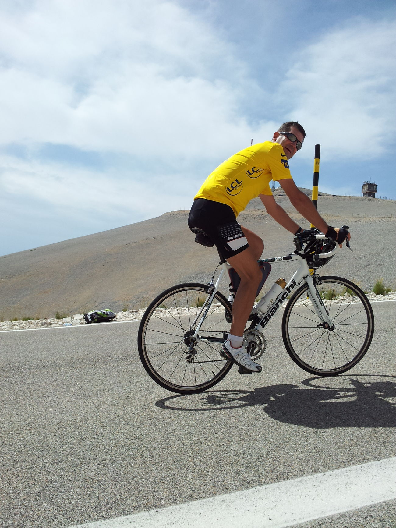 Climbin mont ventoux That's Me Enjoying Life Hanging Out