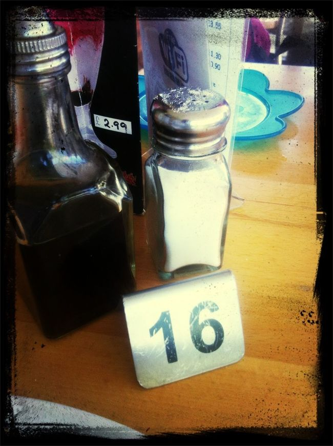 Cafe Numbers Club 14:33