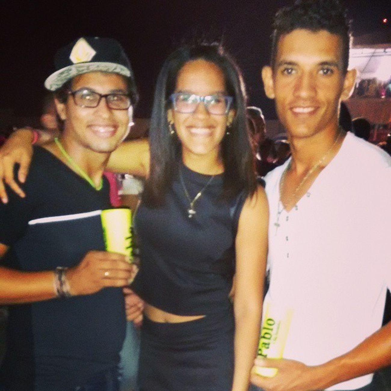 SobreOntemPablo FestaToop ExporSal2014 ComOsLiindos ?????
