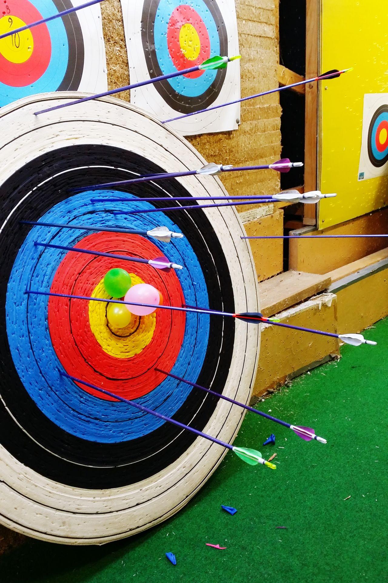 Beautiful stock photos of target, Vertical Image, archery, circle, communication