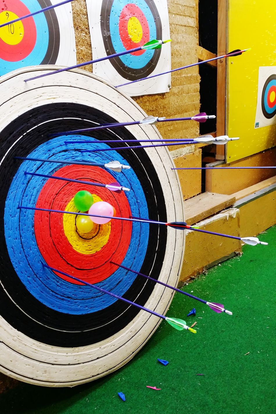 Beautiful stock photos of target, Vertical Image, archery, circle, communication