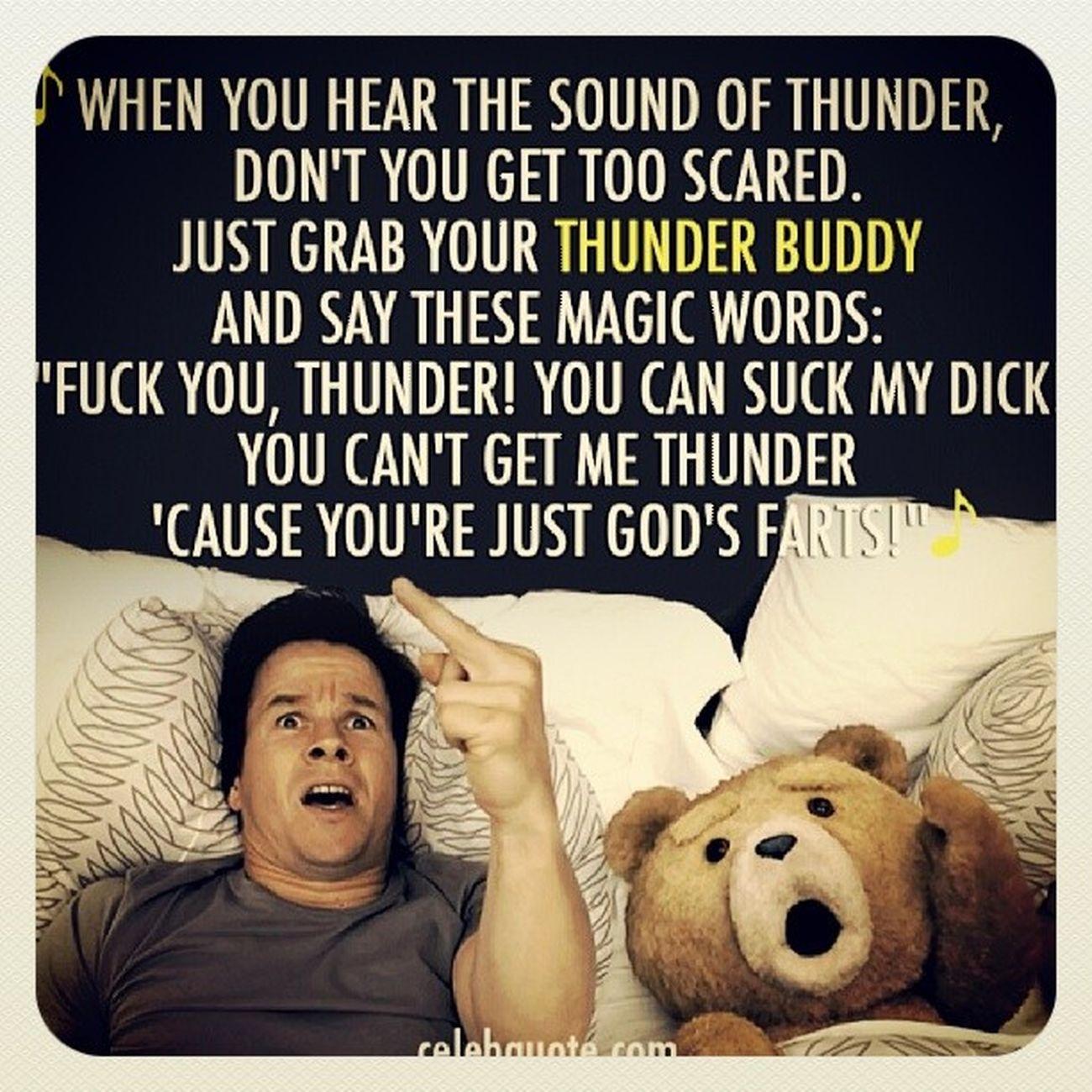 Ted Fuckyouthunder