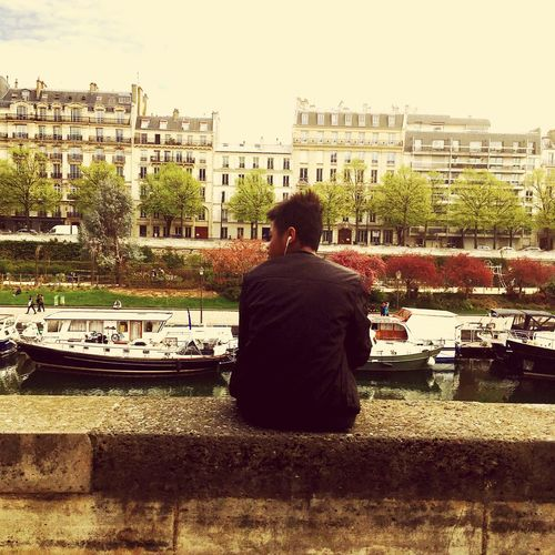 Paname Rear View First Eyeem Photo