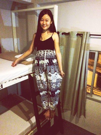 Asian Girl Nomakeup ALittlePieceOfHeaven Donttakelifesoseriously IAmNotARoleModel IAmSiao Bangkok Thailand.