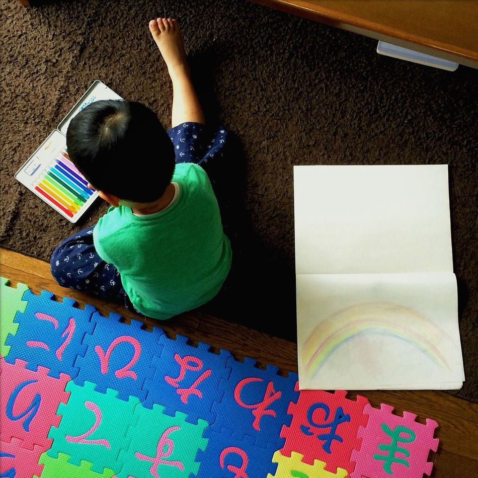 Beautiful stock photos of alphabet, Book, Boys, Carpet, Childhood