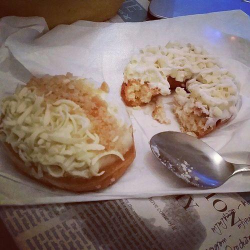 Craving donuts ??? Newflavour KrispyKreme