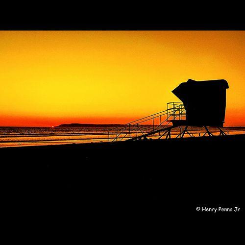 San Diego, California Beach On The Beach San Diego San Diego Ca Life Is A Beach Panasonic Lumix Siluette Silhouette Sunset Sunset Silhouettes