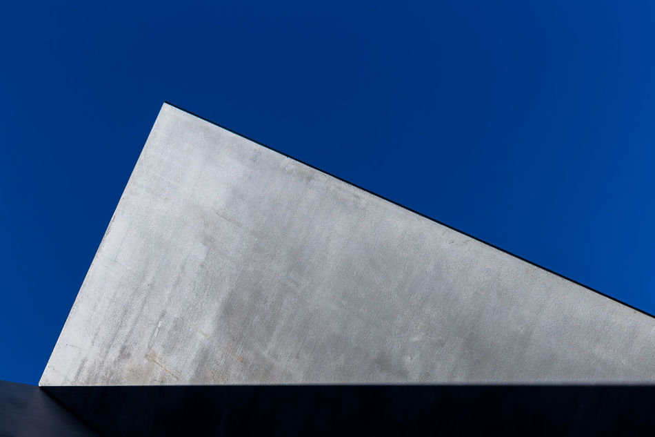 Architecture Architecture Backgrounds Blank Blue Built Structure Clear Sky Close-up Copy Space Day Geometry Minimal Minimalism Minimalist Architecture No People Outdoors Sky Urban Urban Geometry