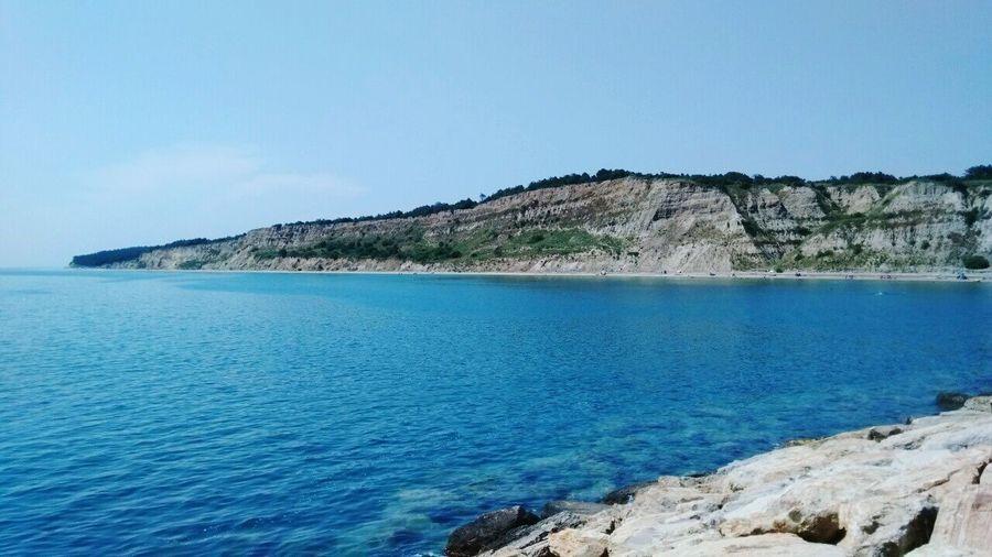 Holiday ✌ Sea Ainos Seaporn Happy Water Blue Sky Turkey ♡ Summer Summertime