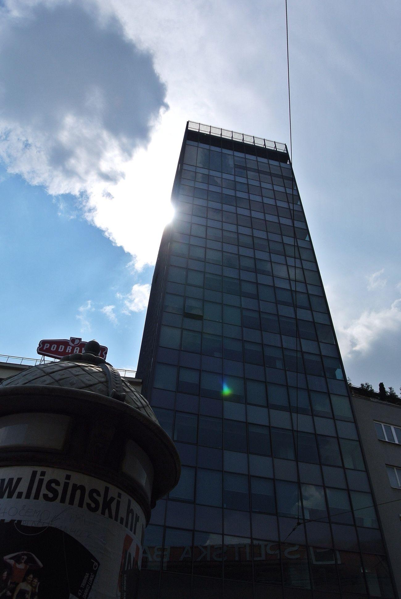 Sun bite Zagreb Tak Imam Te Rad Nikon 1 V1 Lookingup