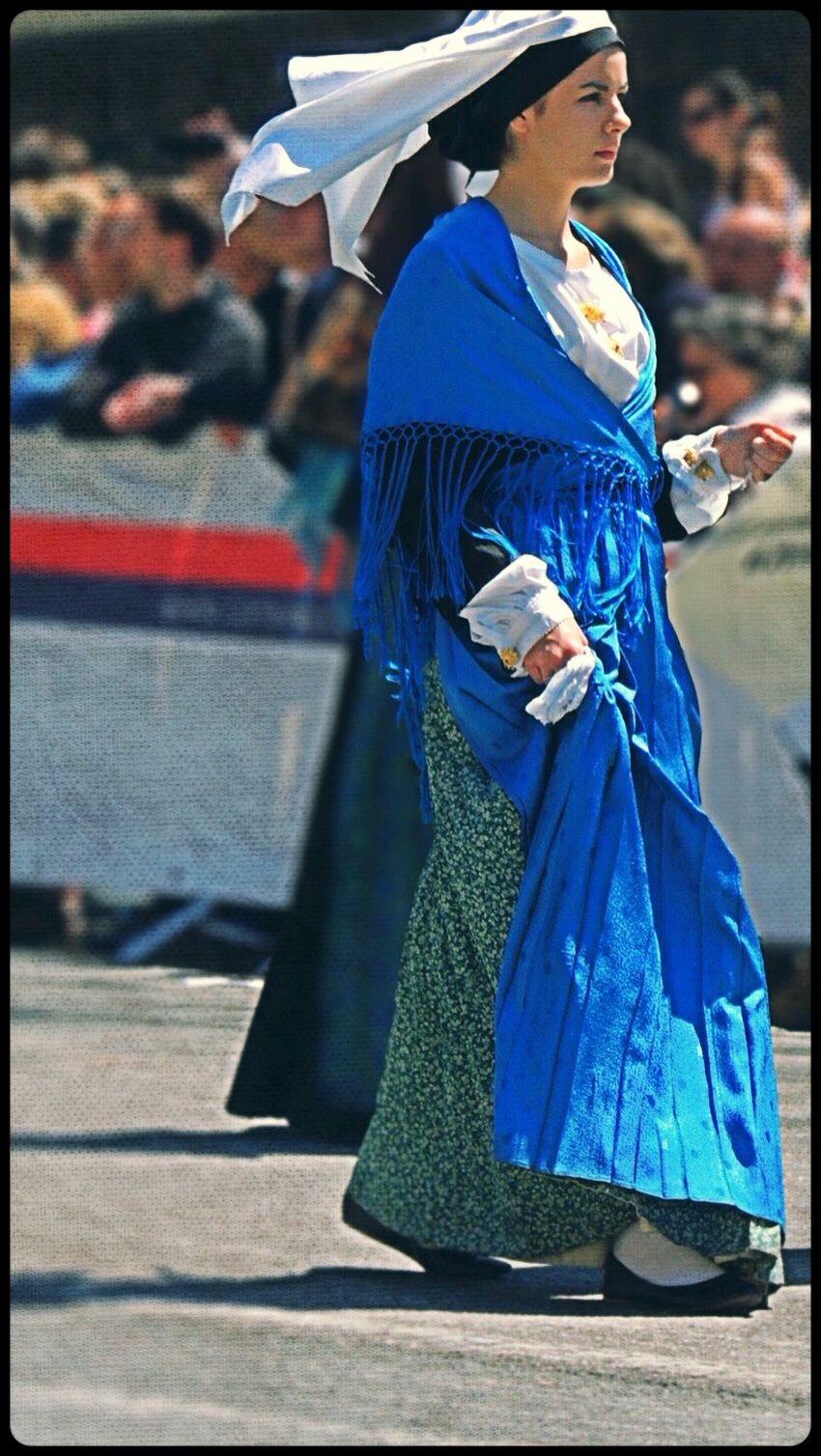 La mia prima volta. EloediLo Shocking Beauty Beautiful Girl Sardinia Sant'Efis Traditional Costume Getting Inspired OpenEdit Lapiùbella