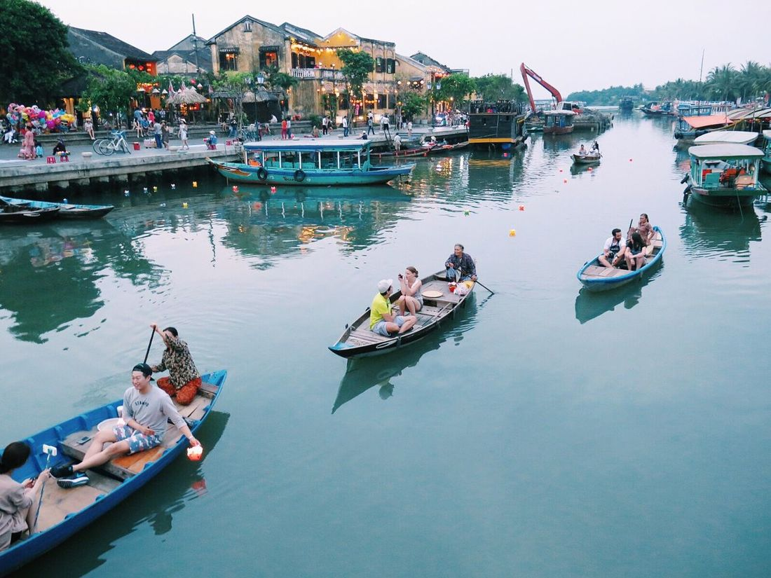 Eyeemphoto The Riverside Story Lifestory Vietnamese Vietnam River Hoi An