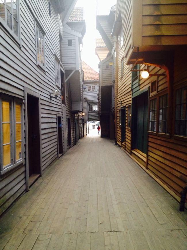 Bryggen I Bergen Bergen,Norway Turist In My Own City Old Buildings