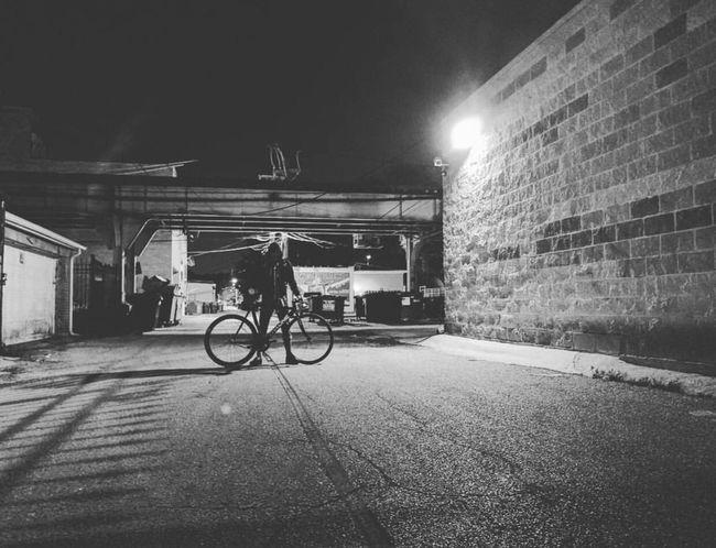 Streetphotography Bike Blackandwhite Urban