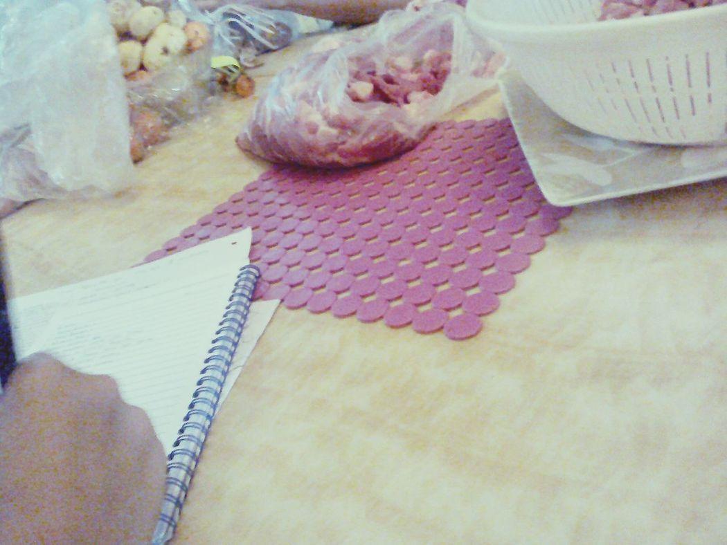 Preparation ^•^