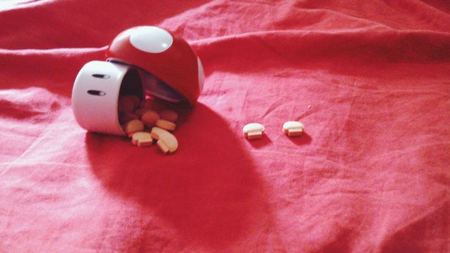 Mario Bros Mushrooms Candylicious