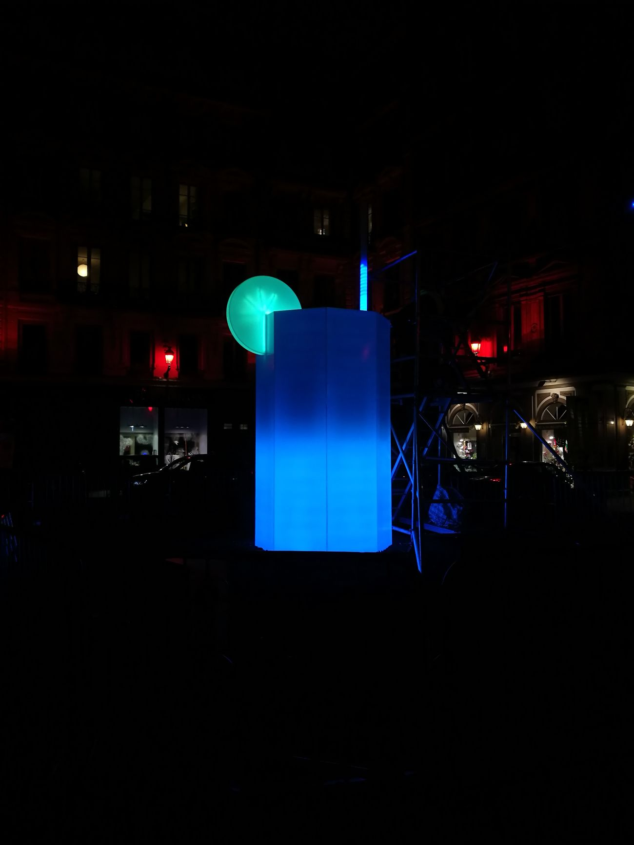 Fête des Lumières 🍹 Drinking a lot Night Arts Culture And Entertainment Nightlife Technology Illuminated Lights Mycity Soda Blue Famous Tourist Attractions Lyon Fete Des Lumieres Event Celebration Outdoors Lantern Amazing Party Architecture Light Lighting
