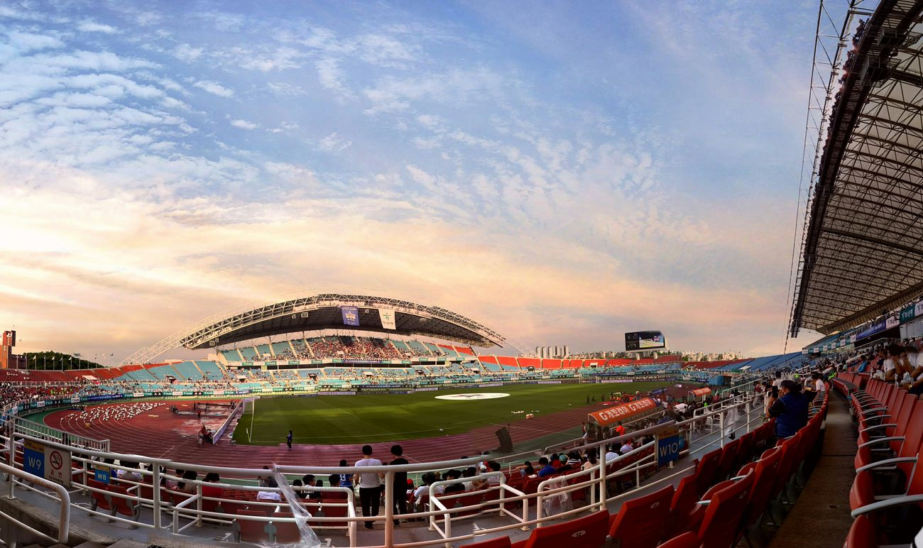 Ansan Wa Stadium K-League