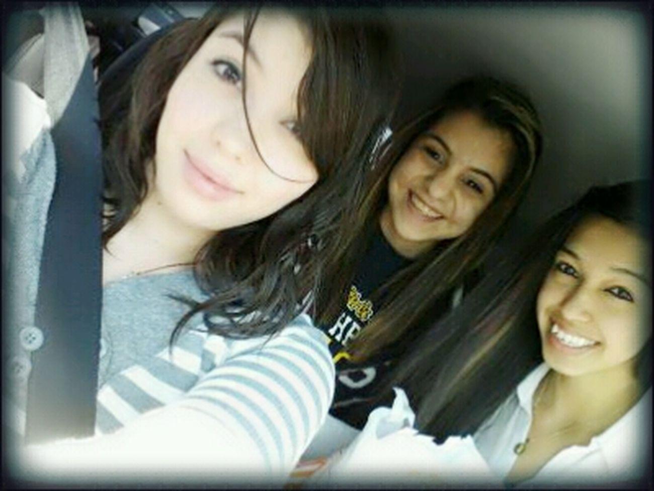 Friends My Main Girls