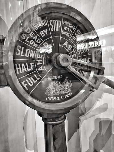 """Authentic Prop from the movie """"Titantic. Robinsonvillems Hollywoodcasino Blackandwhite Monochrome Thetitantic"""