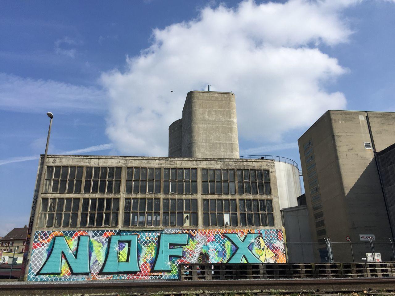 Basle, Graffiti The Architect - 2016 EyeEm Awards