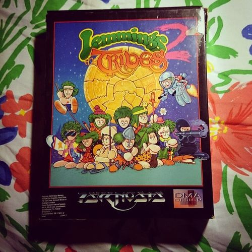 Lemmings2 Pcgames 1993