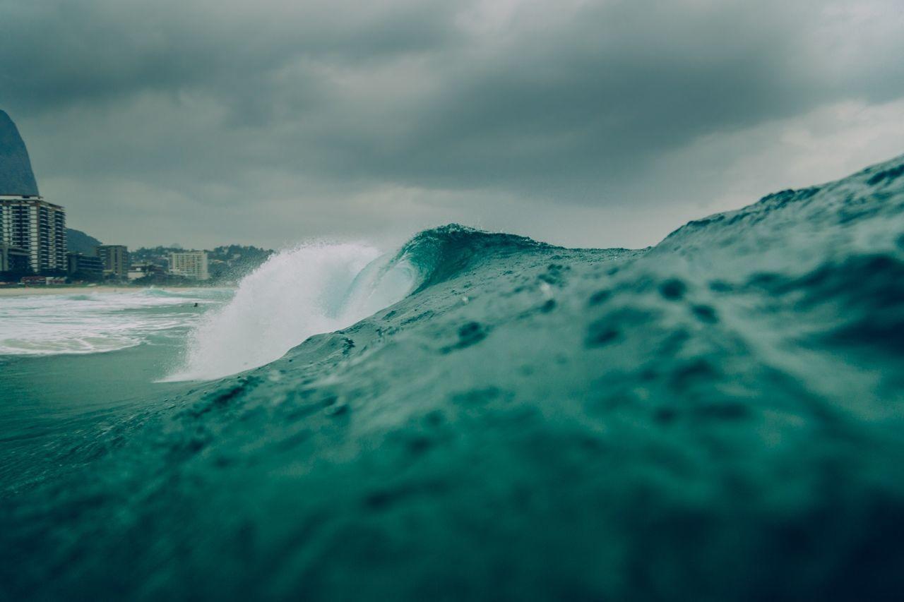 Waves Wave Surfing Surf Barradatijuca  Carioca Rio De Janeiro Eyeem Fotos Collection⛵