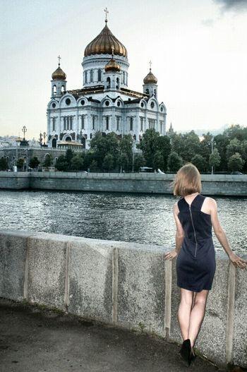 Кафедральный Соборный храм Христа Спасителя Moscow