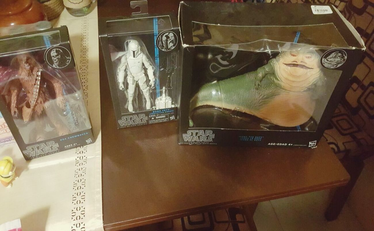 Star Wars Starwars Geek Chewbacca Jabbathehutt ClonTrooper ❤️
