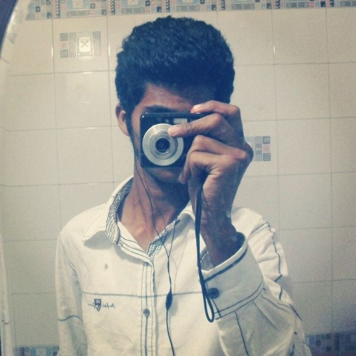 Selfie Camera Home Noida Secto63 Summers Morning Fun