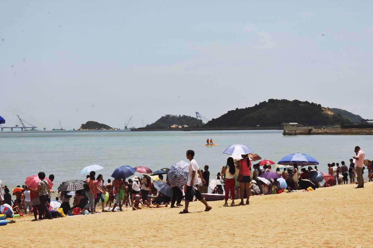 Zhuhai Beach Umbrella China