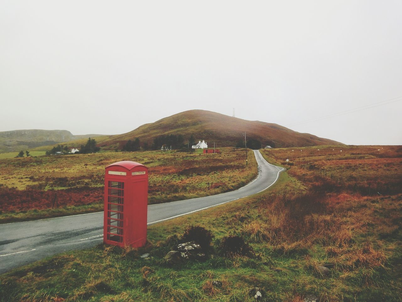 Beautiful stock photos of communication, Britain, Communication, Country Road, Countryside