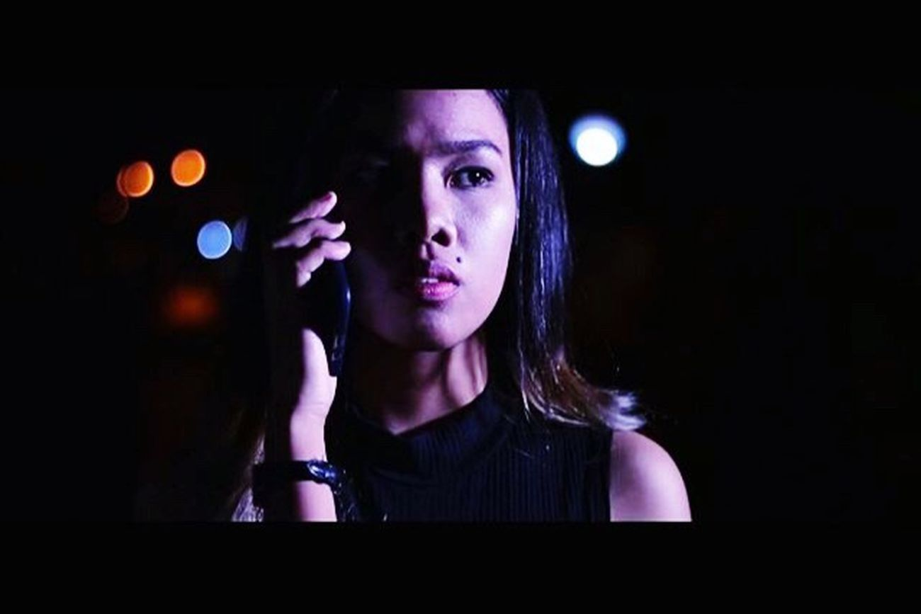 """Spooked by the short film """"Kaluskos"""". Acting Student Short Film Short Film Shoot Film Photography Film Film Camera Sunday Nightphotography"""