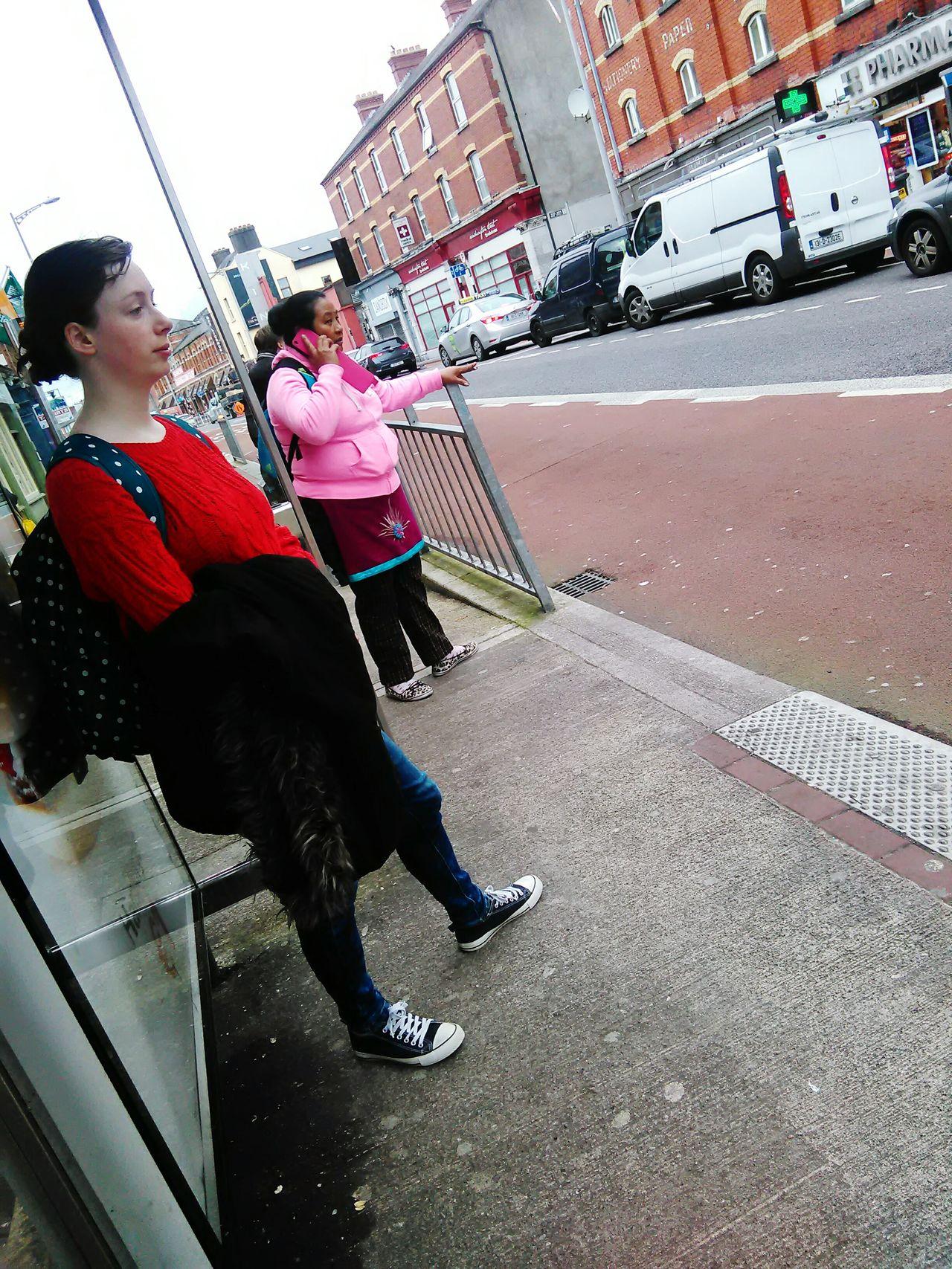 Random People Randomclicks Randomphotography Random_Pics People Watching Peoplephotography in Cork City Ireland🍀